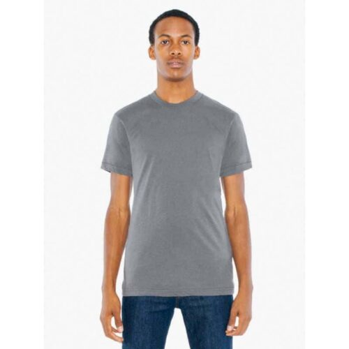 UNISEX POLY-COTTON SHORT SLEEVE T-SHIRT