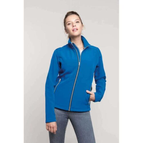 LADIES' 2-LAYER SOFTSHELL JACKET