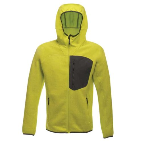 X-PRO COLDSPRING - STRETCH HYBRID HOODED FLEECE