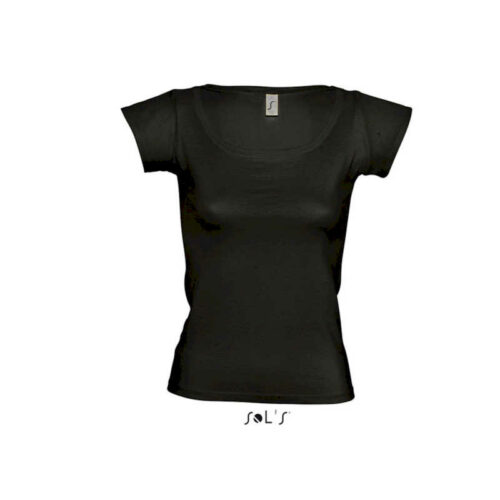 MELROSE WOMEN'S CAP SLEEVE T-SHIRT