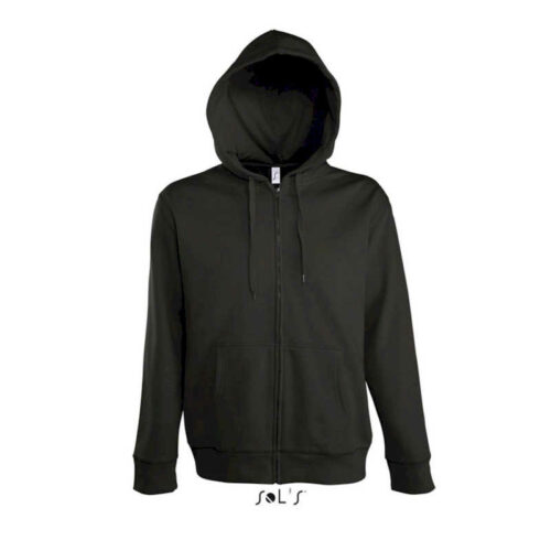 SEVEN MEN'S JACKET WITH LINED HOOD