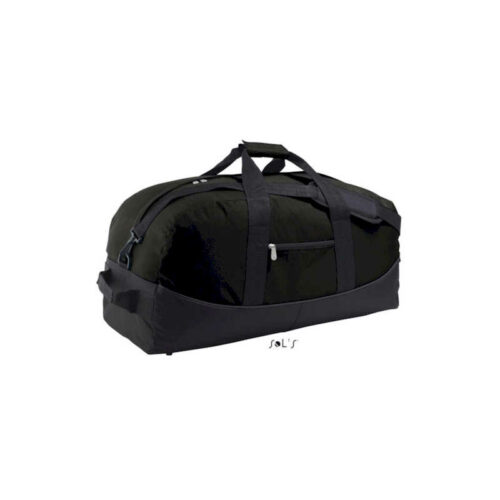 STADIUM 72 TWO-COLOURED 600D POLYESTER TRAVEL/SPORTS BAG